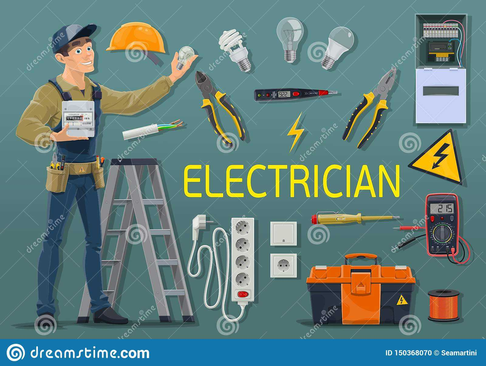 Electrical House work service